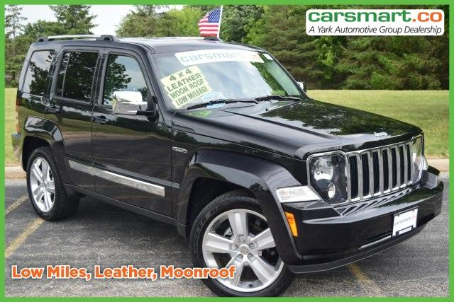 Jeep Liberty Limited Jet Edition 2012