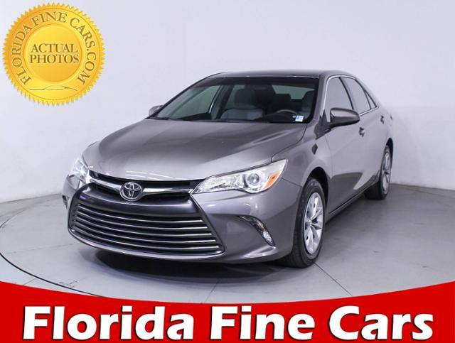 Toyota Camry 4dr Sdn I4 Auto LE 2015