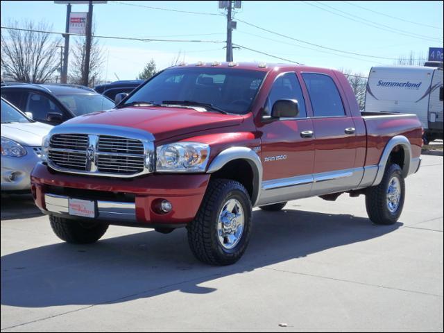 Dodge Ram 1500 Laramie 2007