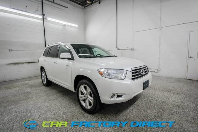 Toyota Highlander Limited AWD 4x4 Navigation 2010