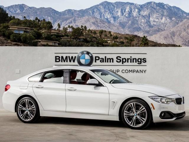 BMW 4 Series 430i Gran Coupe 2017