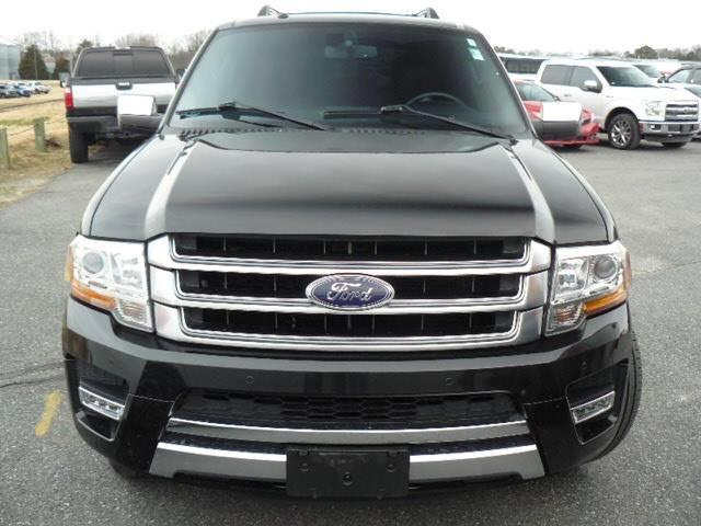 Ford Expedition platinum 2015