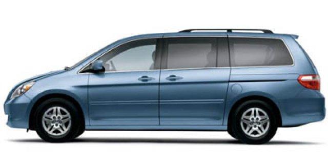 Honda Odyssey EX-L 2006