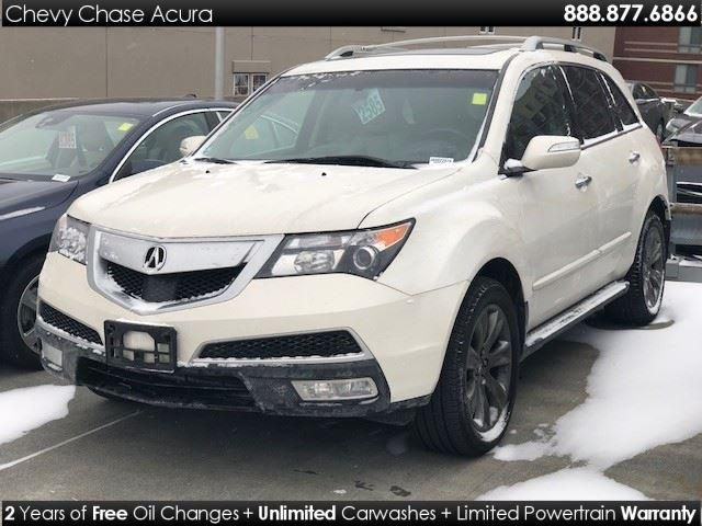 Acura MDX SH-AWD w/Advance 2011