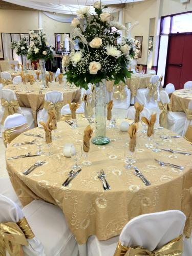 Wedding Services and Party Rentals