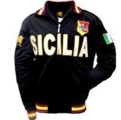 Buy Black Sicilia Track Jacket Online