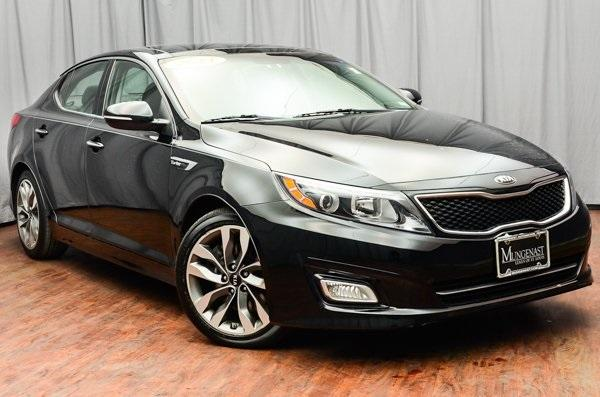 Kia Optima SX 2014