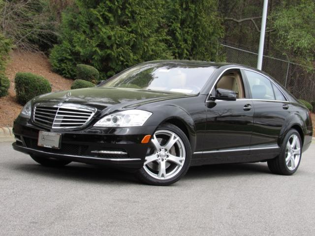 Mercedes-Benz S-Class 4dr sdn s550 rwd 2013