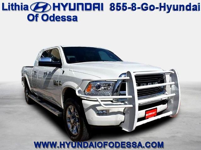 Ram 2500 LONGHORN MEGA CAB 4X4 2016