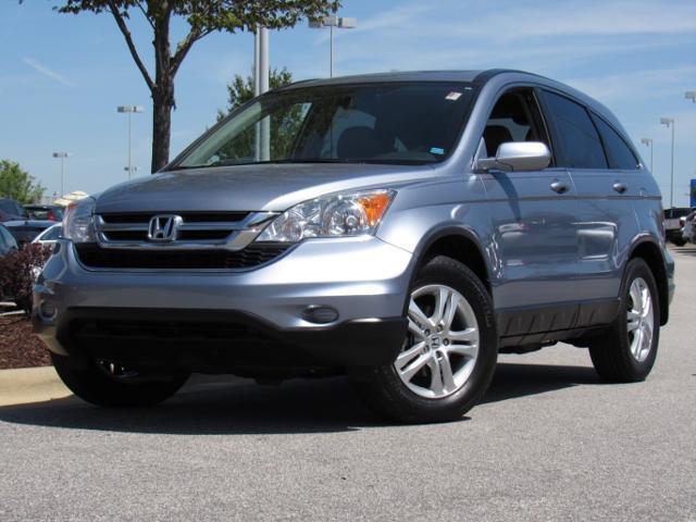 Honda CR-V 2WD 5dr EX-L 2011