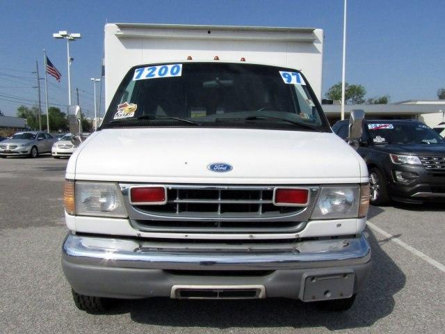 Ford Econoline Cutaway E-450 SUPER DUTY 1997