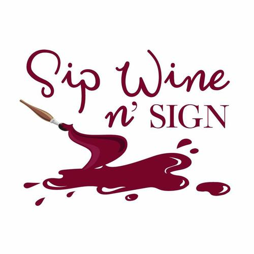 Host a Sip Wine n' Sign Party!