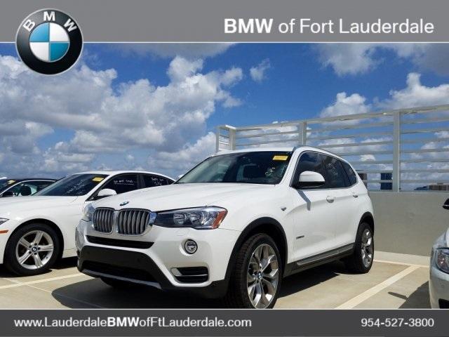 BMW X3 sDrive28i 2016