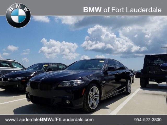 BMW 5 Series 535d 2015