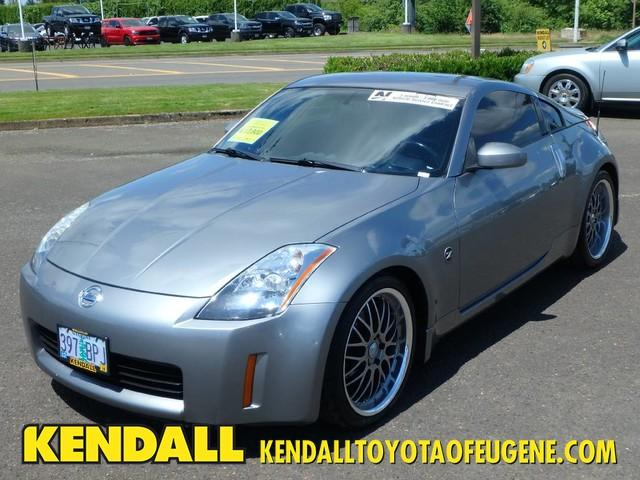 Nissan 350Z Enthusiast 2004