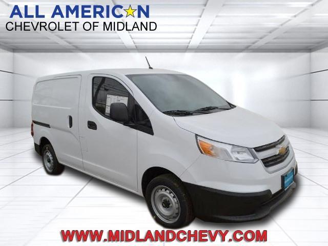 Chevrolet City Express Cargo Van LS 2017