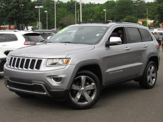 Jeep Grand Cherokee RWD 4dr Limited 2016