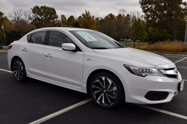 Acura ILX Premium and A-SPEC Packages 2018