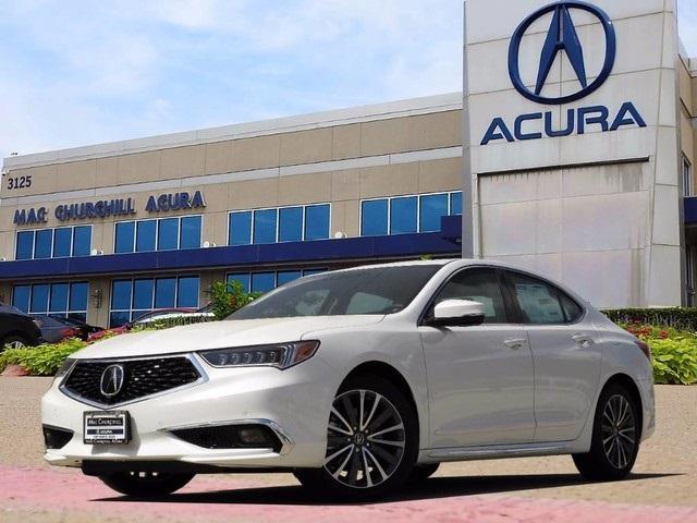 Acura TLX 3.5L V6 2018