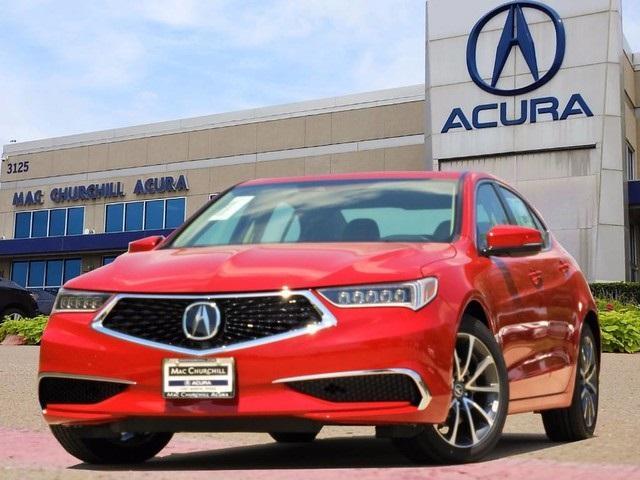 Acura TLX V6 2018
