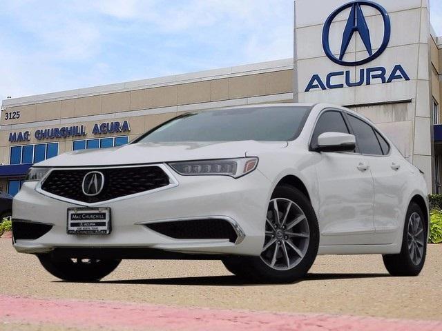 Acura TLX 2.4L 2018