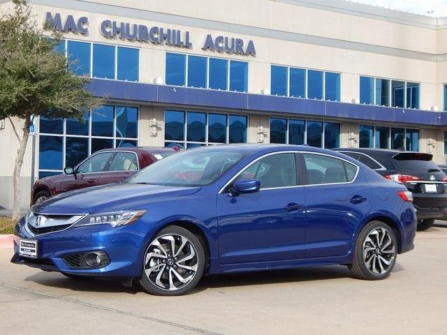 Acura ILX Premium and A-SPEC Packages 2017
