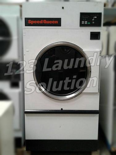 Speed Queen Commercial Coin Operated Single Pocket Dryer ST050NBCF3G1W01 USED