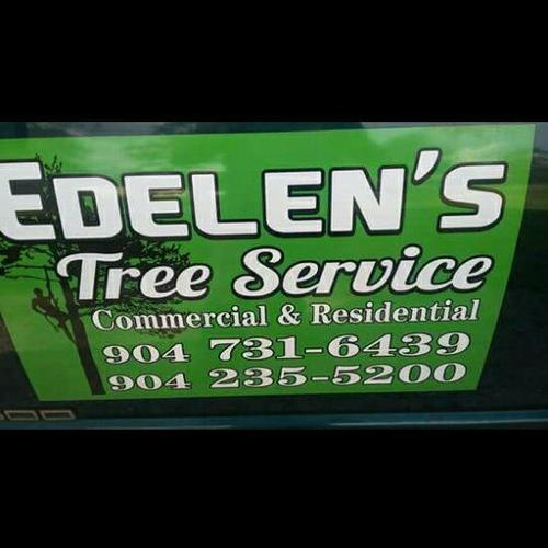 Edelen's Tree Service -(904) 364-0057