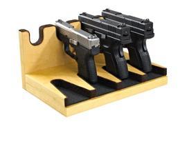 Amazing Pistol Display Racks