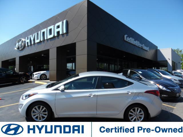 Hyundai Elantra 4dr Sdn Auto SE (Ulsan Plant) 2014
