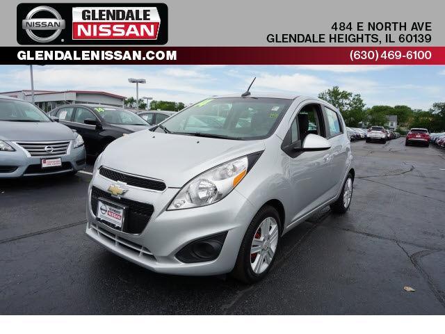 Chevrolet Spark 1LT 2014