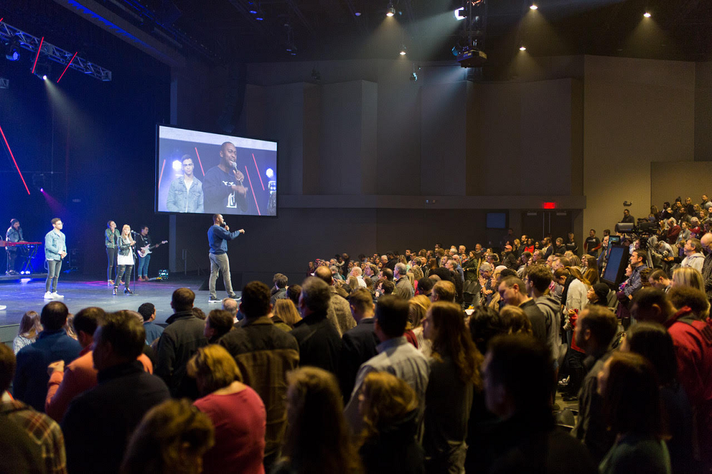 Elevation Church - Blakeney