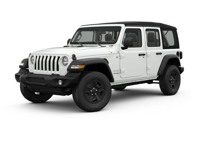 Jeep Wrangler Unlimited UNLIMITED SPORT S 4X4 2018