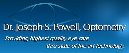 Dr. Joseph S. Powell, Optometry