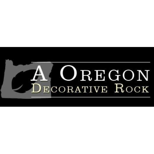 A Oregon Decorative Rock