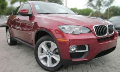 Used BMW X6 SERIES FOR SALE