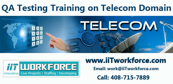QA Testing Training on Telecom Domain Project