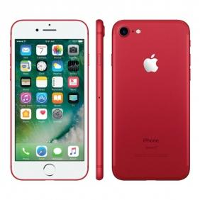 Apple iPhone 7 Red - 256GB - Red (All carriers) Smartphone