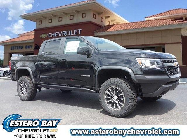 Chevrolet Colorado ZR2 2017