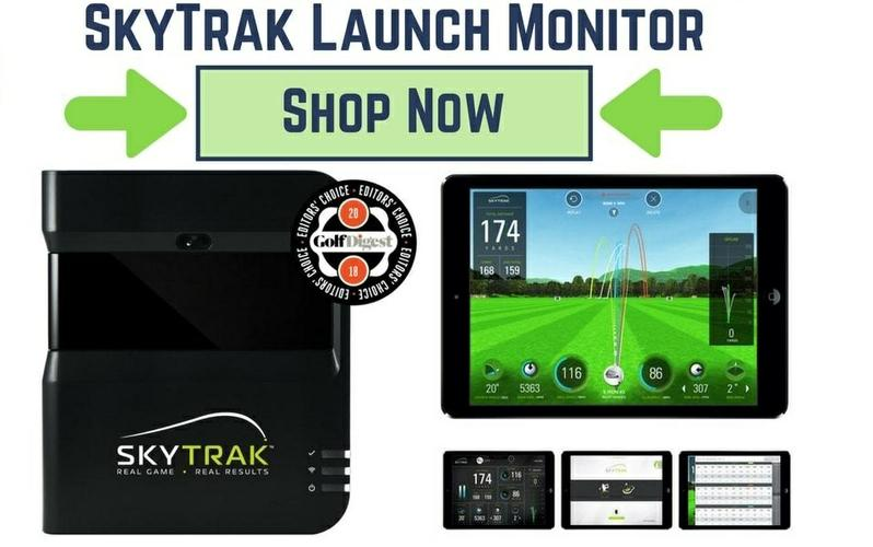 Skytrak + the Golf Club Software - $300 OFF #FathersDay