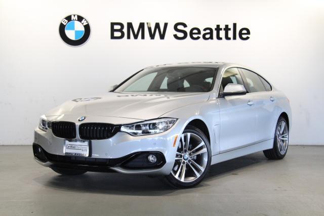 BMW 4 Series XDRIVE W/SULEV 2017