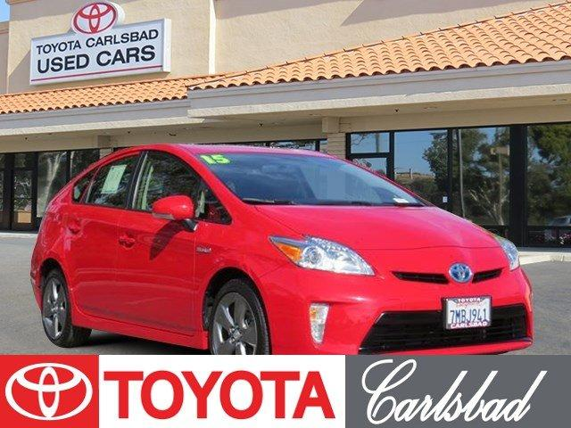 Toyota Prius Persona Series Special Edition 2015