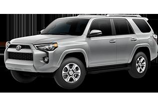 Toyota 4Runner SR5 Premium 2018