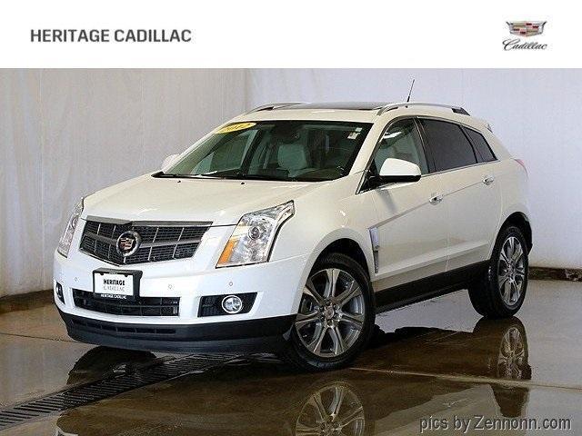 Cadillac SRX Premium Collection 2012