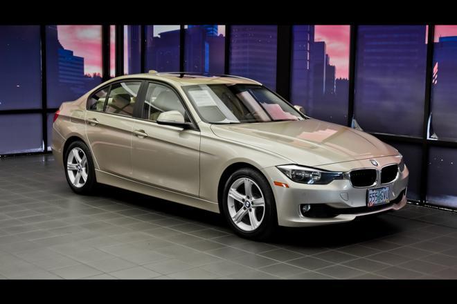 BMW 3 Series 328i 2013