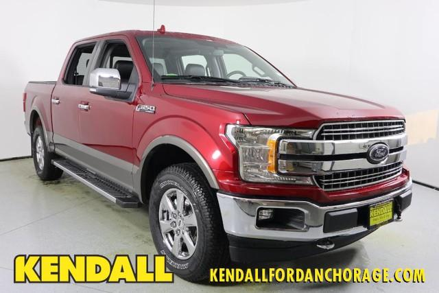 Ford F-150 LARIAT 4WD SUPERCREW 5.5' 2018