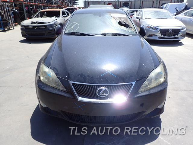 Used Parts for Lexus IS250 - 2006 - 901.LE1J06 - Stock# 8257BR