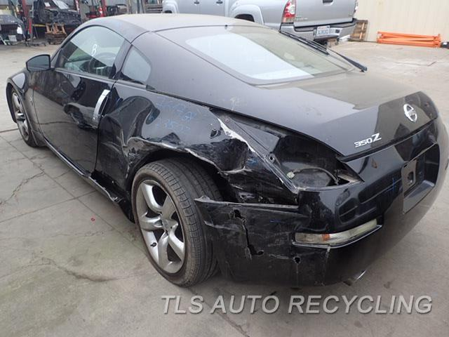 Used Parts for Nissan 350Z - 2007 - 901.DA1V07 - Stock# 7617GY