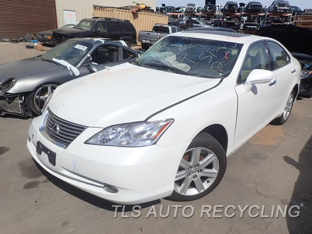 Used Parts for Lexus ES350 - 2009 - 901.LE1F09 - Stock# 8274GY