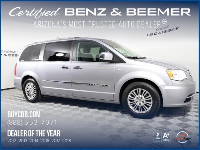 Chrysler Town & Country 30th Anniversary Edition 2014